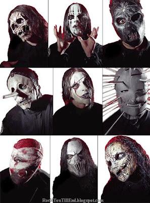 SlipKnot Band Members