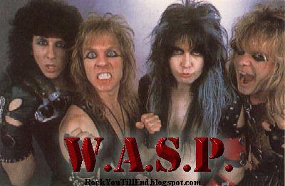 W.A.S.P Rock Band