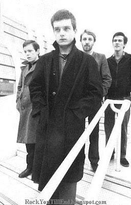 Joy Division group
