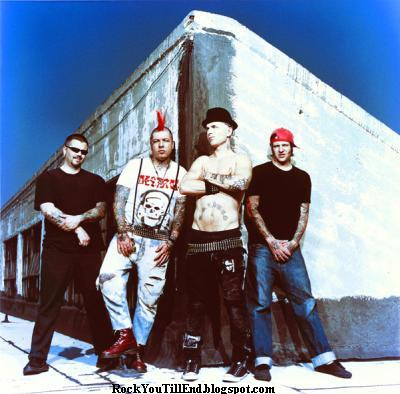 Rancid Punk Band
