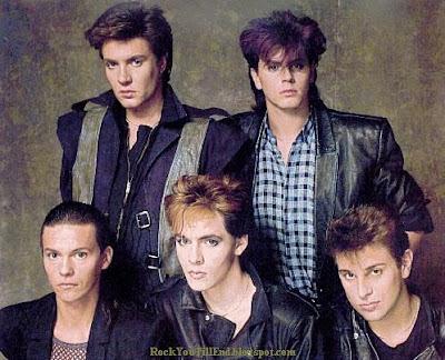Duran Duran  rock band