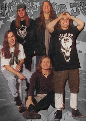 Ugly Kid Joe Hard Rock Band