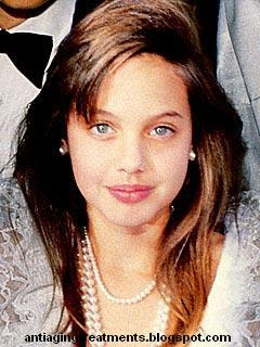 Child Angelina Jolie