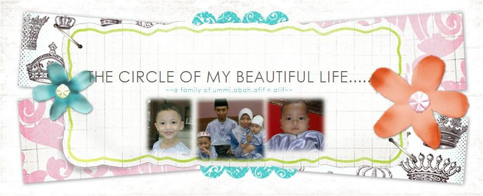 tHe CiRcLe of mY bEaUtiFuL LiFe.....