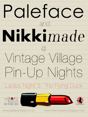 NikkiMade @ Pin-Up Nights