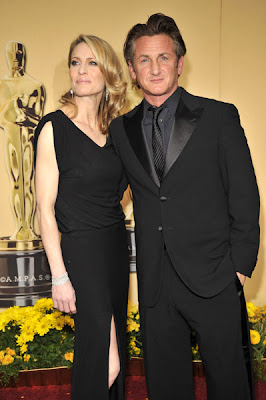Sean Penn Filed divorce From Wife Robin Wright Penn