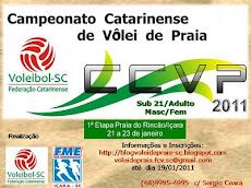 1ª etapa Rincão 2011