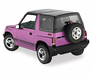 Hardaway hates pittsburgh the fruitiest cars ever made geo chevy tracker i want to go off roading i want to hit the dirt trails blazing with a 4wd that doesnt take crap from the road sciox Images