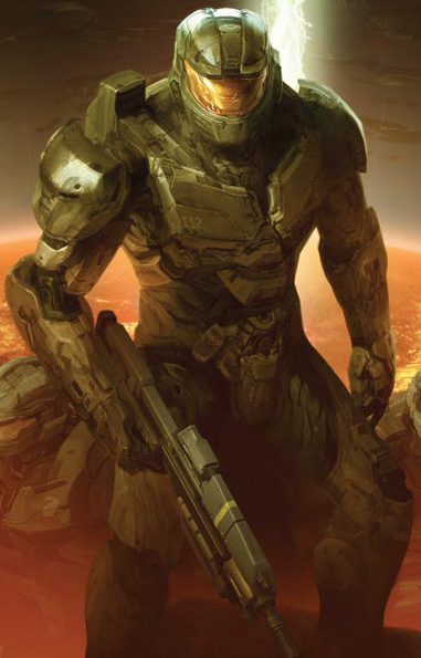 Experience points master chief after reach - Master chief in halo reach ...