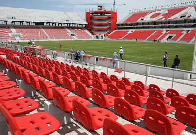 Los  diez mejores estadios del futbol de argentina