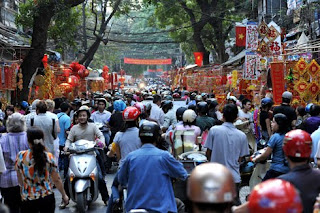 Tet is comming nearly - The best photos about Tet