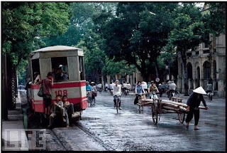 Tinkle of Bo Ho tram -  the familiar sound in Hanoi memory