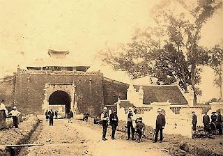 The ancient North citadel