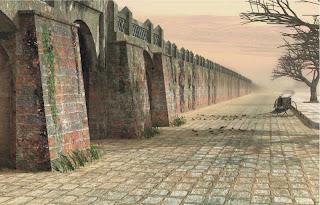 A corner of North citadel