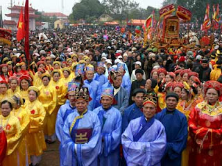 Lim festival - passionate man's heart because traditional culture