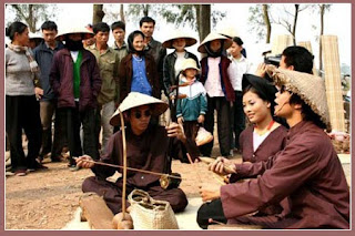 Xam singing - the unique traditional music in Vietnam