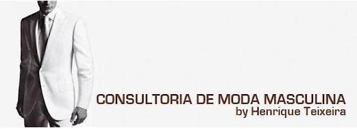 CONSULTORIA DE MODA MASCULINA