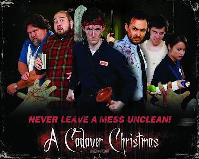 a cadaver christmas is a full length movie based off a short film created during the 48 hour film festival a couple years ago - A Cadaver Christmas