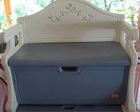 Amy Sweety Store Little Tikes Toy Box Storage Bench Sold