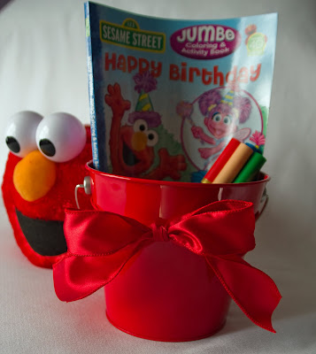elmo birthday party toddler party first birthday party second birthday party sesame street kids birthdays baby showers bridal showers DC MD VA party planners http://www.frostedevents.com