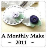 Why not pledge to make one item a month?