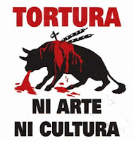 No a la tauromaquia