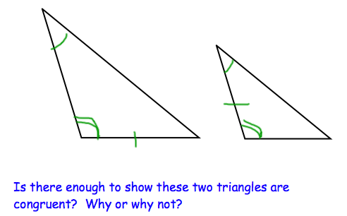 how to show proofs in isoceles triangle