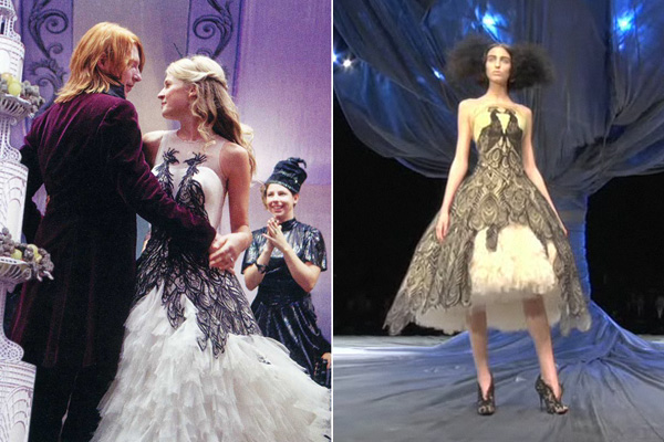 AudreyKims Lookbook Harry Potter Designer Steals A Dress From