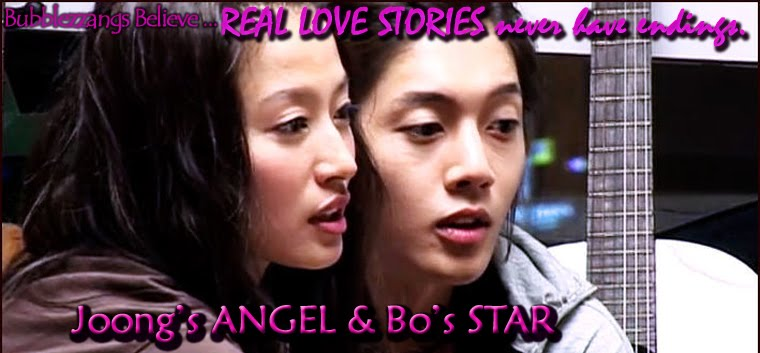 Bubblezzangs presents ... Joong's ANGEL & Bo's STAR