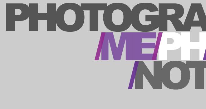 PhotographMeNot