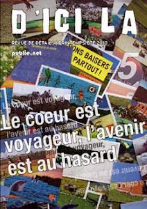 REVUE D'ICI LÀ #5 SUR PUBLIE.NET
