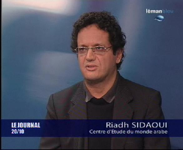 رياض الصيداوي : كتابات   ----  Publications de Riadh Sidaoui