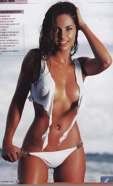 Barbara Mori Nude Fakes