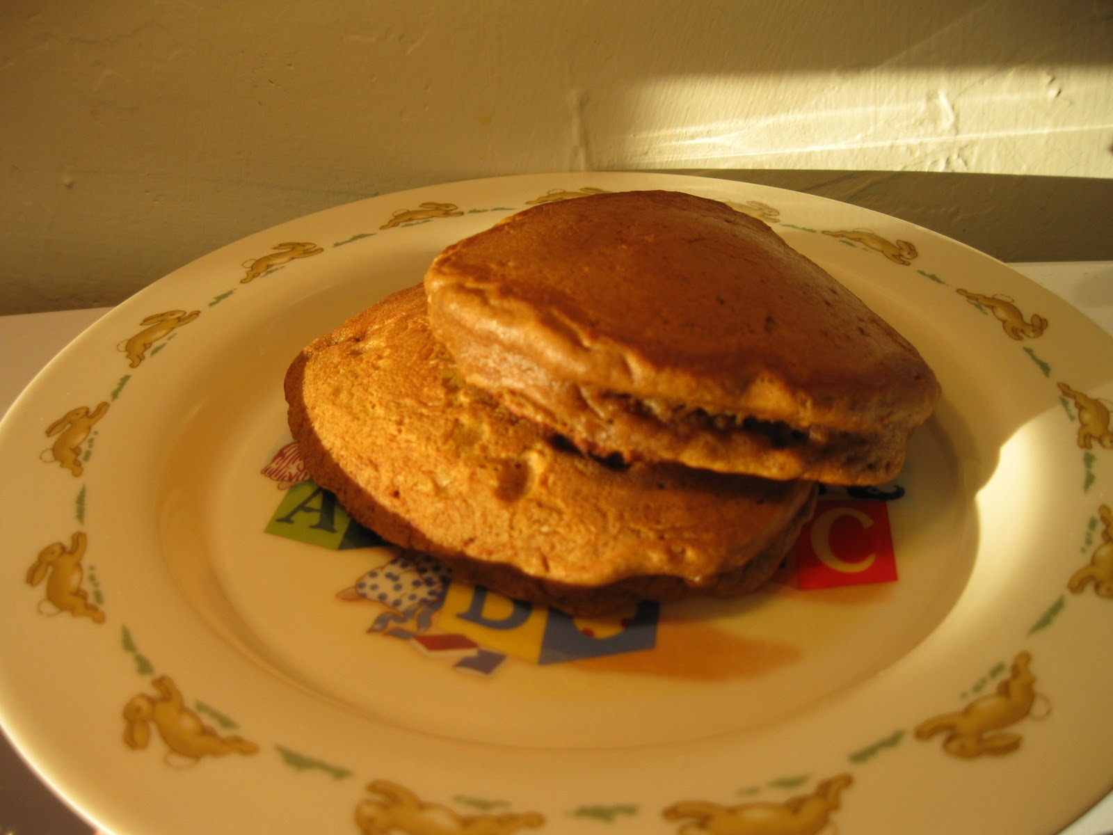 100 Mile Locavores: Sneaky Mama Toddler Pancakes