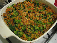 Freaky Freekeh Casserole