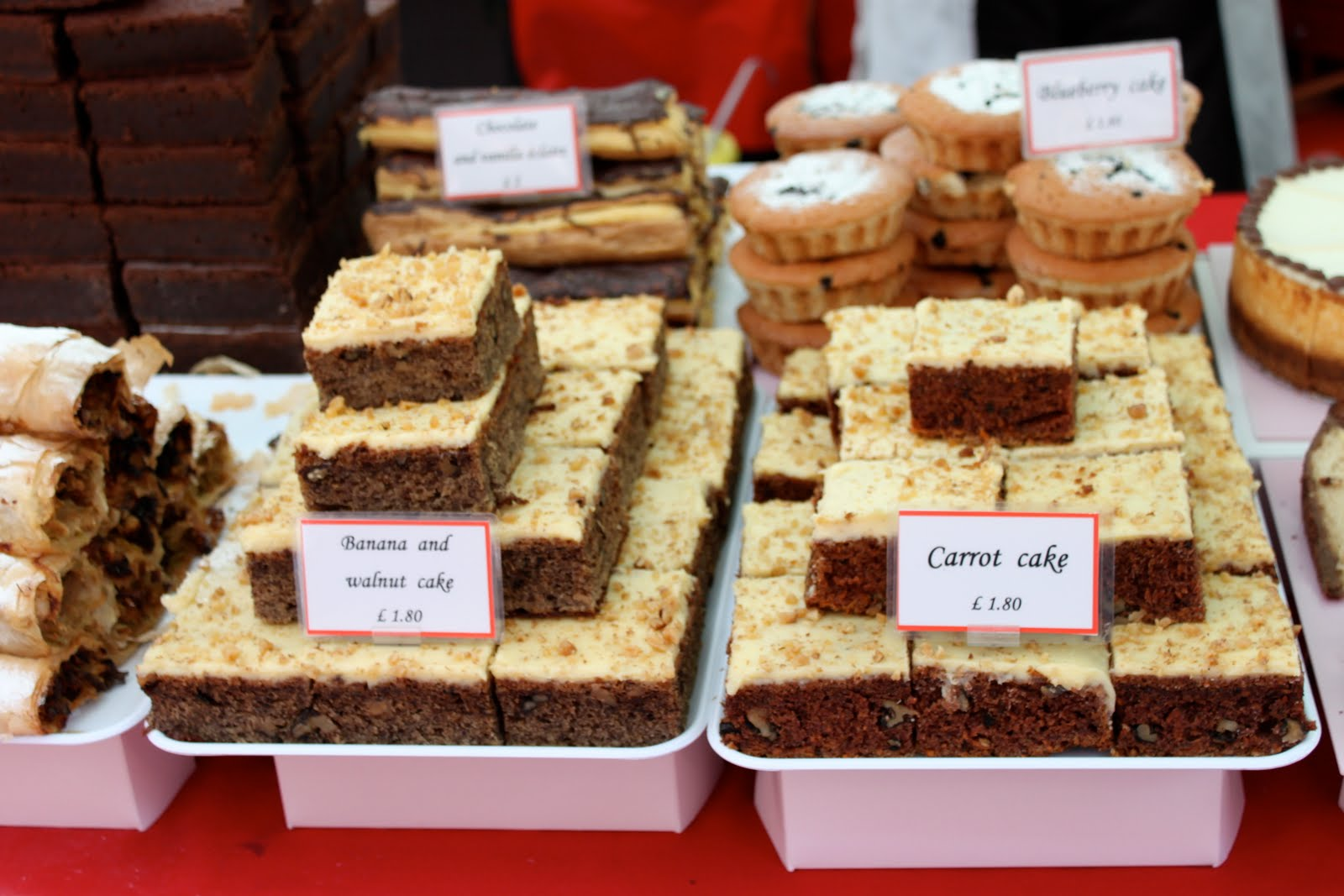 how to start a cake stall in melbourne