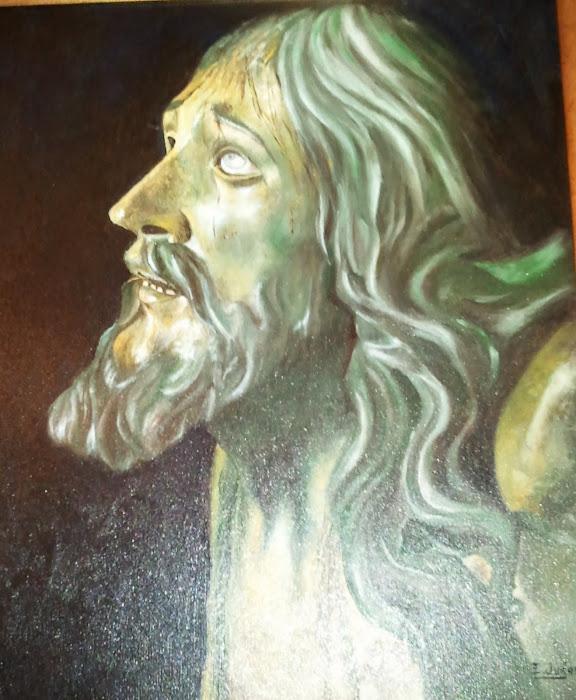 """Sevilla. Cristo de la Expiración, """"El Cachorro de Triana"""""""