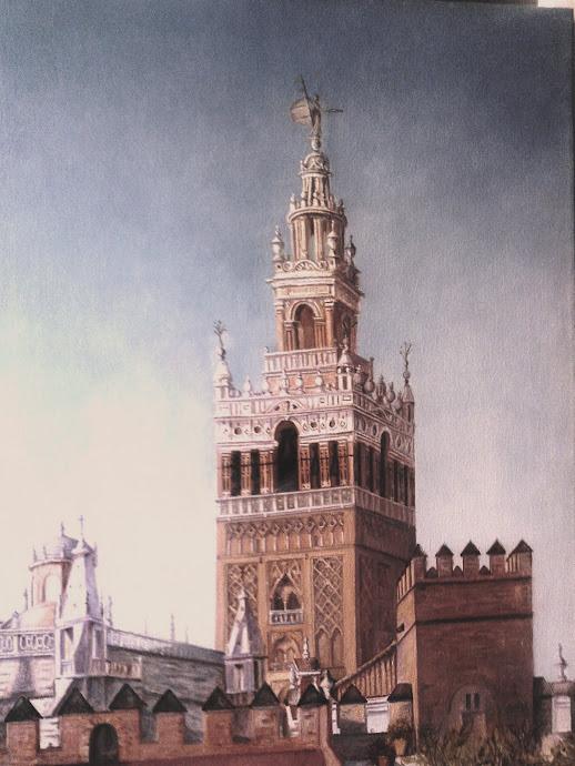 Sevilla. Giralda.
