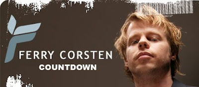 Ferry Corsten's Countdown 135 (January chart)