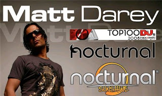 Matt Darey - Nocturnal 214 (GuestMix Glenn Morrison)