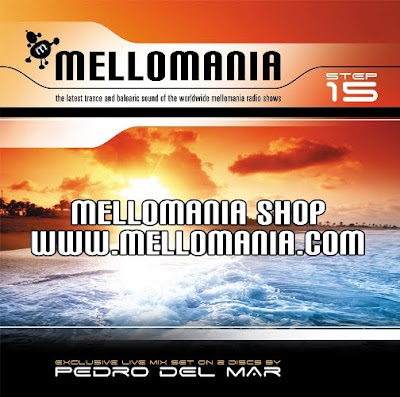 Pedro Del Mar - Mellomania Vocal Trance Anthems 070