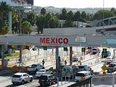 Border Crossing Tijuana Mexico
