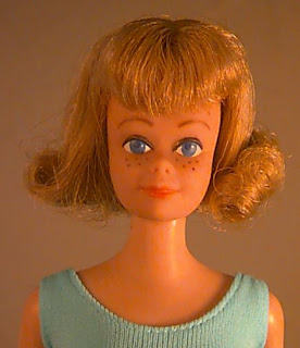 Barbie dolls Midge 1963