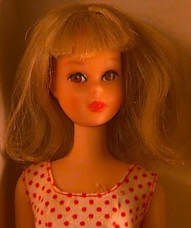 Barbie doll Francie 1966
