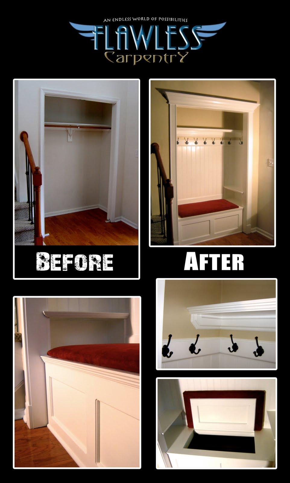 Flawless Carpentry