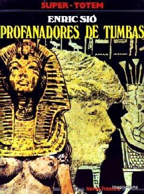 Profanadores de tumbas - Enric Sió [55 MB | CBR | Español | 54 páginas]