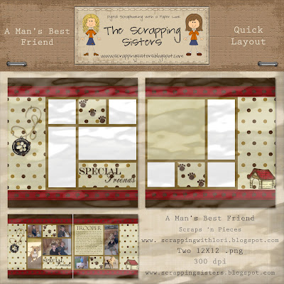 http://scrappingsisters.blogspot.com/2009/11/mans-best-friend-quick-layout-and-more.html