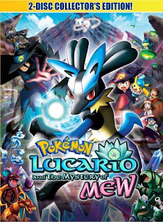 Pokemon movie 8 lucario and the mystery of mew
