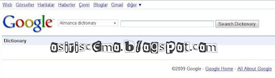 Google Sözlük