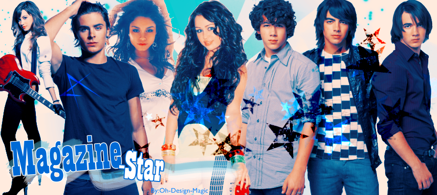 ★Magazine-Star★